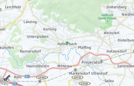 Stadtplan Hafnerbach