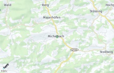 Stadtplan Michelbach