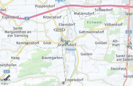 Stadtplan Ober-Grafendorf