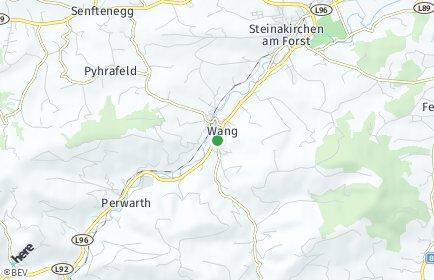 Stadtplan Wang