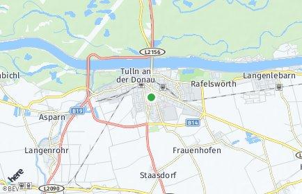Stadtplan Tulln