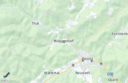 Stadtplan Muggendorf