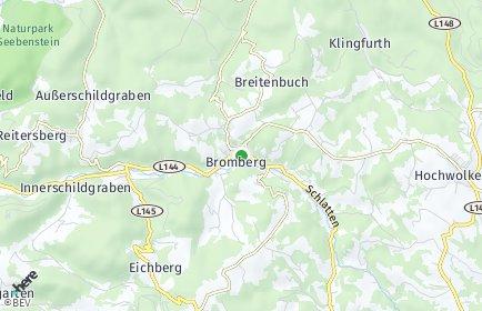 Stadtplan Bromberg