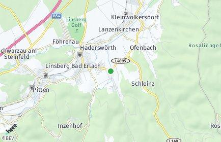 Stadtplan Walpersbach