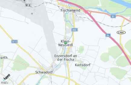 Stadtplan Klein-Neusiedl
