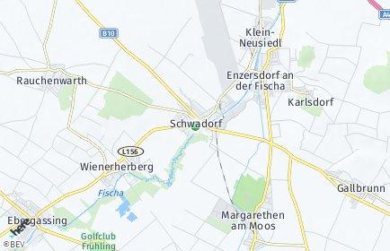 Stadtplan Schwadorf