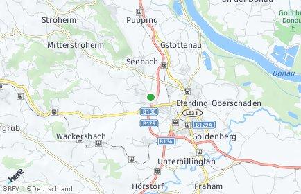 Stadtplan Hinzenbach