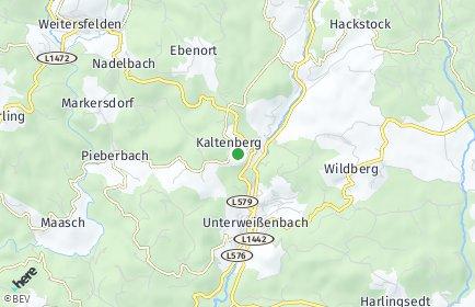 Stadtplan Kaltenberg