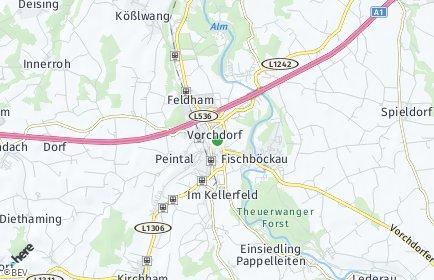 Stadtplan Vorchdorf