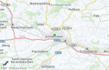 Stadtplan Grieskirchen