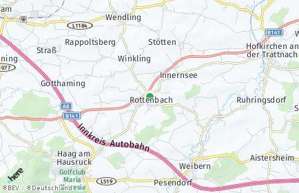 Stadtplan Rottenbach