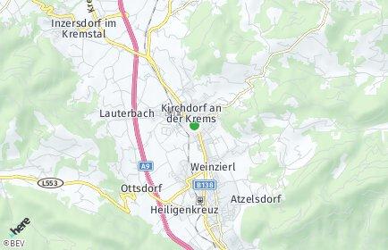 Stadtplan Kirchdorf an der Krems