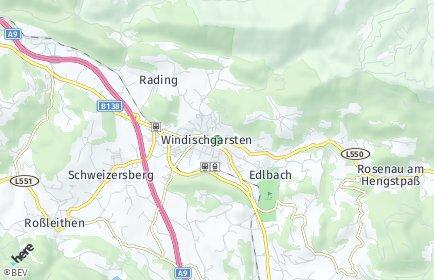 Stadtplan Windischgarsten