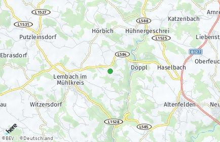 Stadtplan Atzesberg