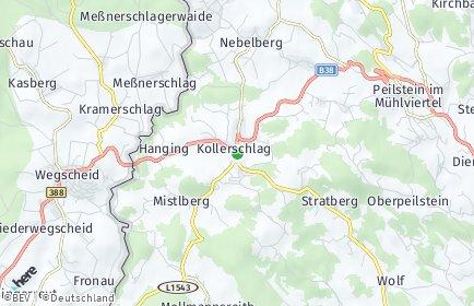 Stadtplan Kollerschlag