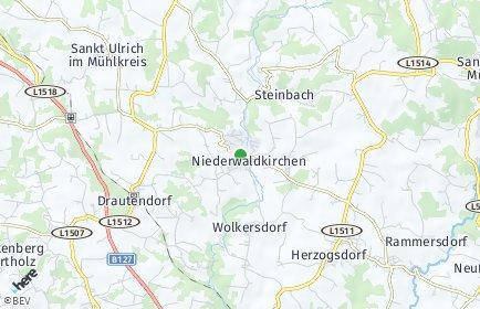 Stadtplan Niederwaldkirchen