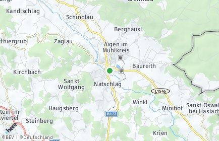 Stadtplan Aigen-Schlägl