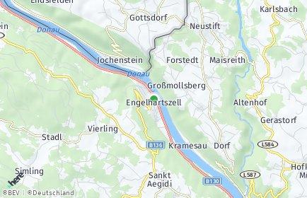 Stadtplan Engelhartszell