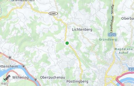 Stadtplan Lichtenberg