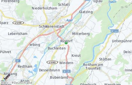 Stadtplan Rüstorf