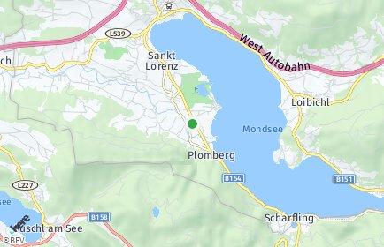Stadtplan Sankt Lorenz
