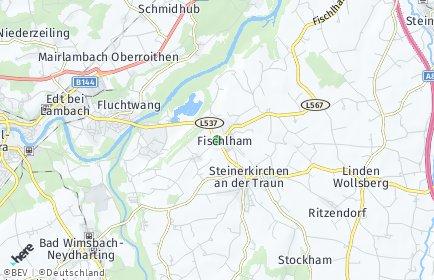 Stadtplan Fischlham