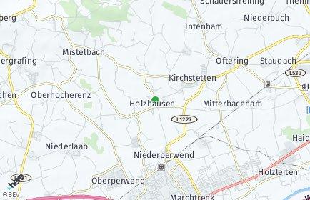 Stadtplan Holzhausen