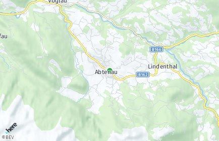 Stadtplan Abtenau