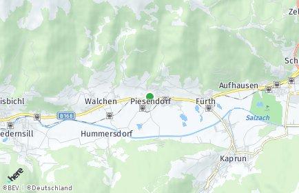 Stadtplan Piesendorf