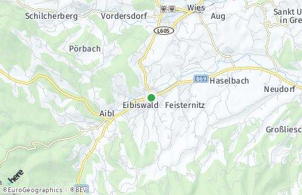 Stadtplan Eibiswald