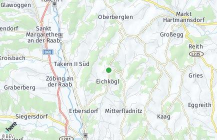 Stadtplan Eichkögl