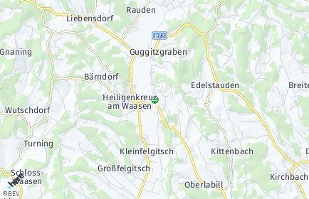 Stadtplan Pirching am Traubenberg