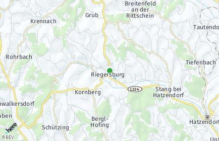 Stadtplan Riegersburg