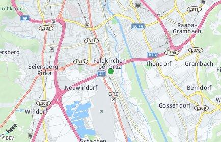 Stadtplan Feldkirchen bei Graz