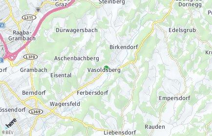 Stadtplan Vasoldsberg