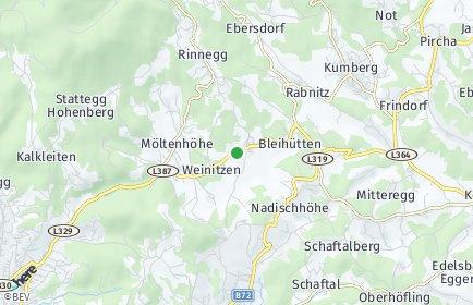 Stadtplan Weinitzen