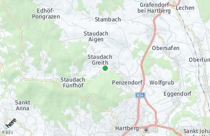 Stadtplan Greinbach