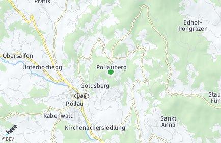 Stadtplan Pöllauberg