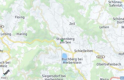 Stadtplan Stubenberg