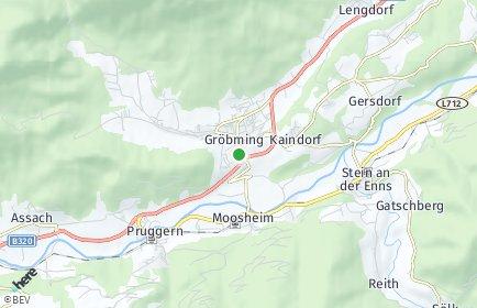Stadtplan Gröbming