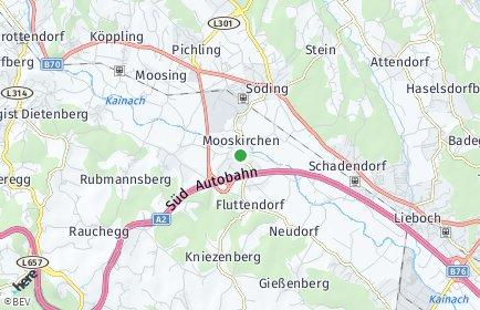 Stadtplan Mooskirchen