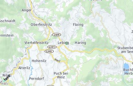 Stadtplan Floing