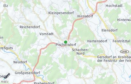 Stadtplan Pischelsdorf am Kulm