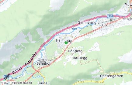 Stadtplan Haiming