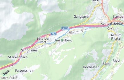 Stadtplan Imsterberg