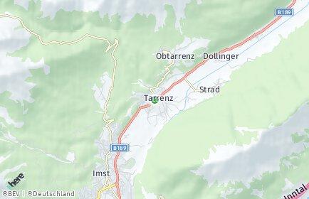 Stadtplan Tarrenz