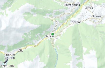 Stadtplan Sellrain
