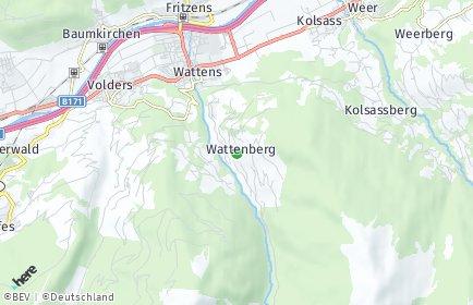 Stadtplan Wattenberg