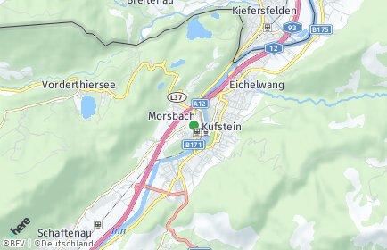 Stadtplan Kufstein