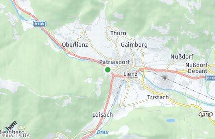 Stadtplan Lienz